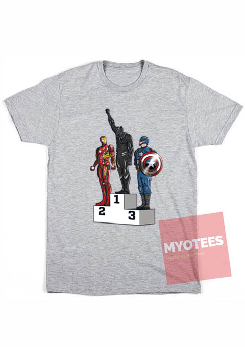 Cheap Custom Tees Panther Power On Sale